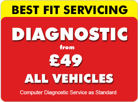 Our Diagnostics is � for all vehicles. We provide a computer diagnositc service as standard.