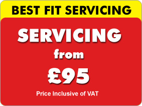 Our Servicing is from �. Our MOT is VAT Free - VAT applicable at standard rate.